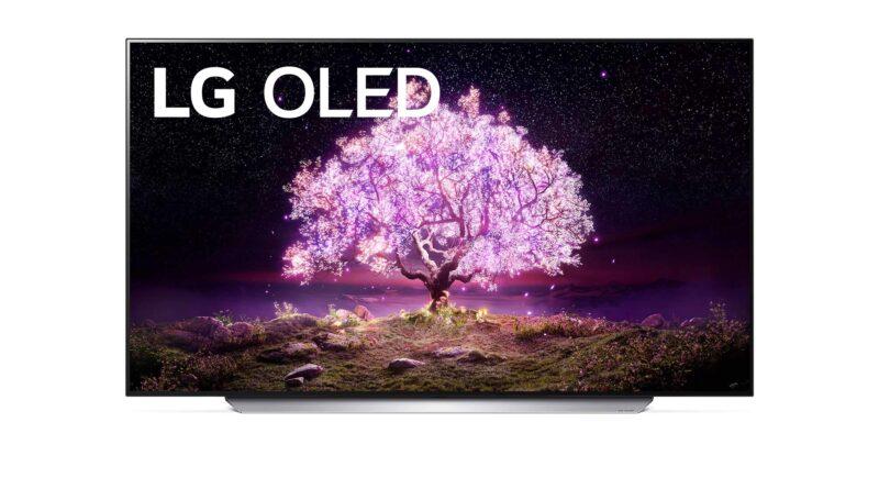 LG OLED TV PHOTO/COURTESY